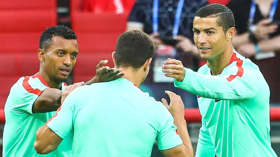 Андре Силва: «Португалия постарается выиграть бронзовые медали Кубка конфедераций»