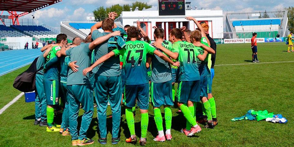 Молодежка «Уфы» продлила беспроигрышную серию, обыграв «Ростов»