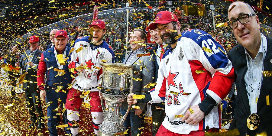 Футбольная тактика, возвращение к финалу Кубка Гагарина и другие хоккейные тексты. Лучшее на «Матч ТВ» за 20 апреля