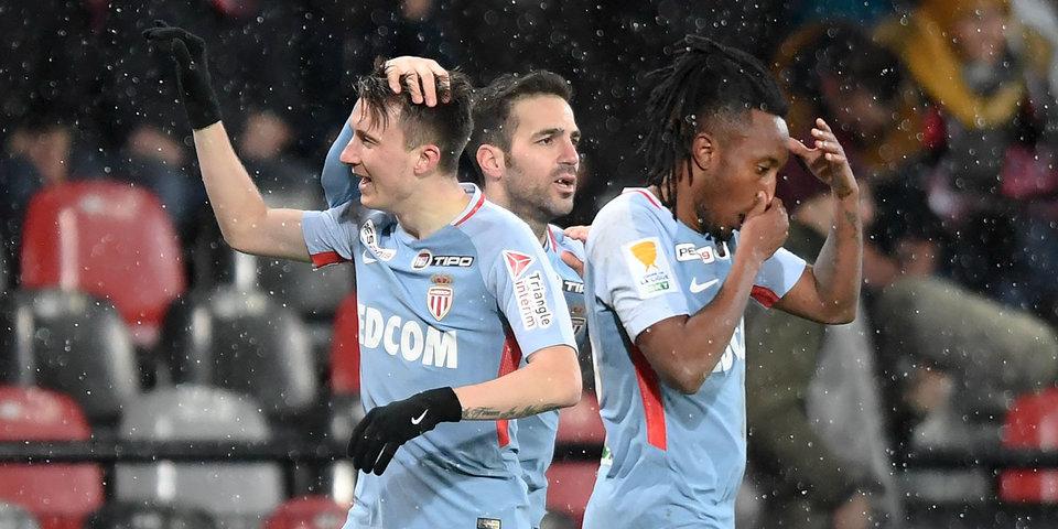 Два французских издания включили Головина в сборную тура лиги 1