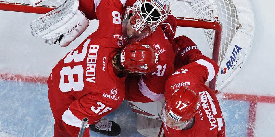 «Спартак» сохранил место в зоне плей-офф после победы в Шанхае