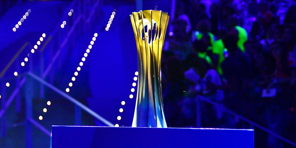 Чемпионат мира по волейболу впервые в истории пройдет в России в 2022 году