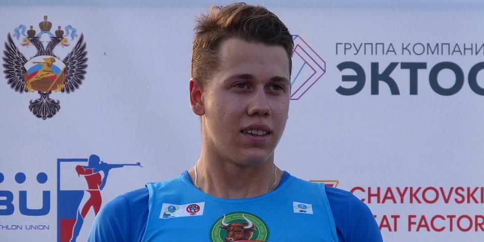 Томшин – чемпион мира среди юниоров в спринте