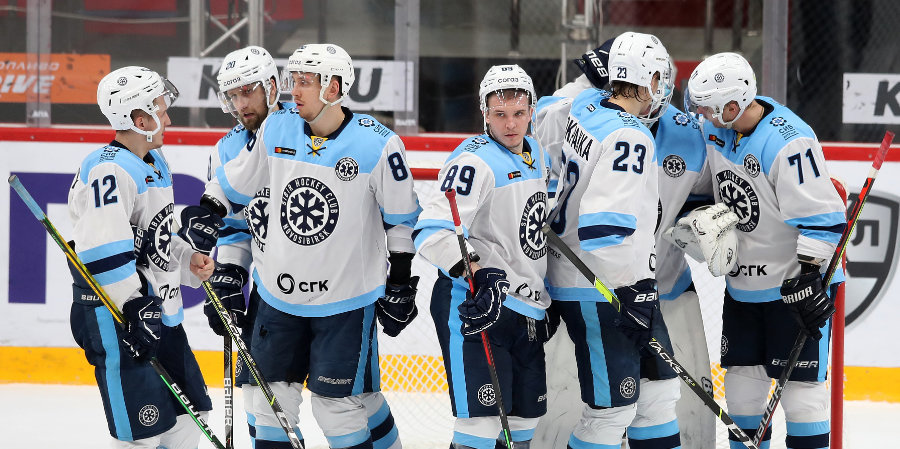 «Сибирь» обыграла «Торпедо» и поднялась в зону плей-офф