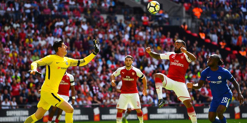 «Челси» проиграл «Арсеналу» Суперкубок Англии: голы и лучшие моменты