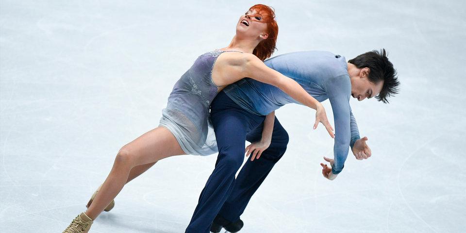 Россияне Загорски и Гурейро лидируют после ритм-танца на этапе Гран-при Японии