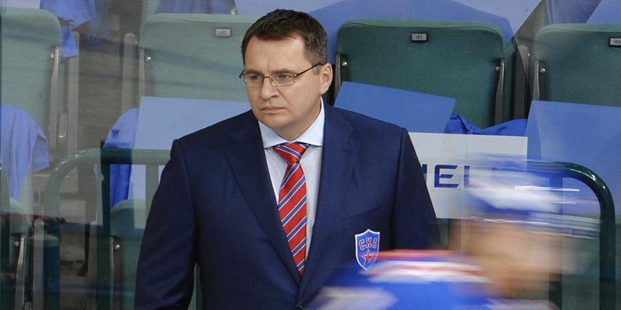 «Если ты не баба, распускай язык в России». Назаров ответил легионерам, критикующим КХЛ