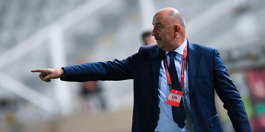 «Главная задача — выиграть чемпионат Европы». Мощный Черчесов — после победы над Кипром и выхода на Евро-2020