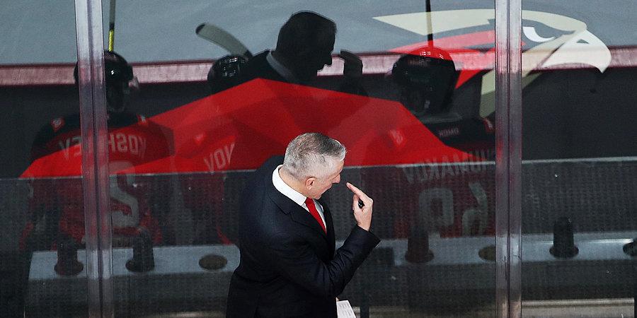 Очень много вопросов к Бобу Хартли. Пять причин, почему «Авангард» вылетел из Кубка Гагарина