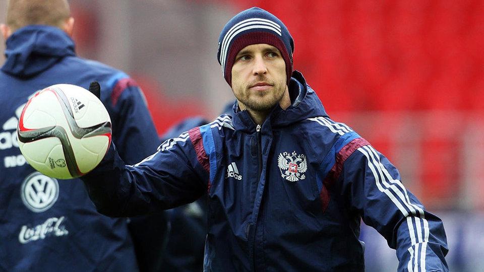 Дмитрий Комбаров: «Ради сборной готов отказаться от любого отдыха»