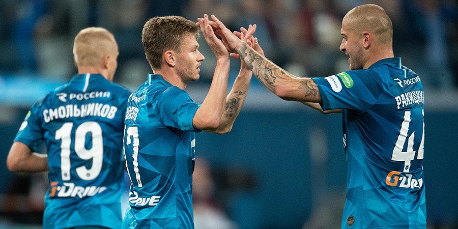 Олег Шатов: «Настраиваемся на каждый матч в ЛЧ. В конце получим то, что заслужим»