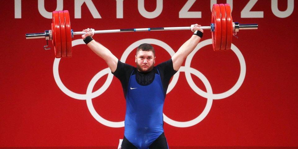 Россиянин Наниев остановился в шаге от медали в весовой категории до 109 кг