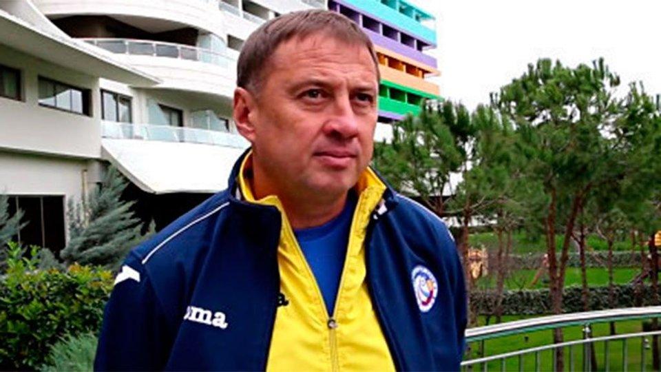 Александр Шикунов: «Всегда заходим после матчей к судьям, поздравляем всех с работой»