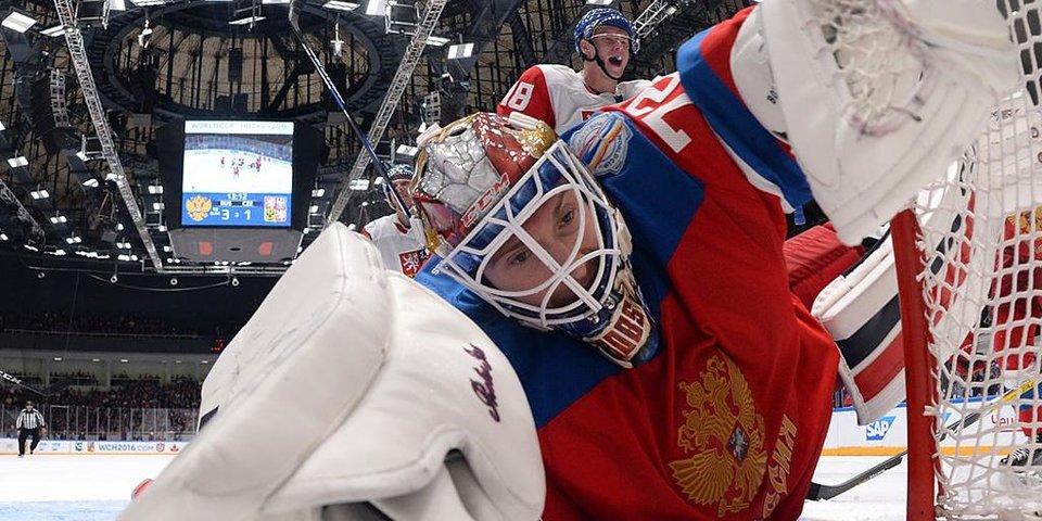 Человек, который тащит сборную России