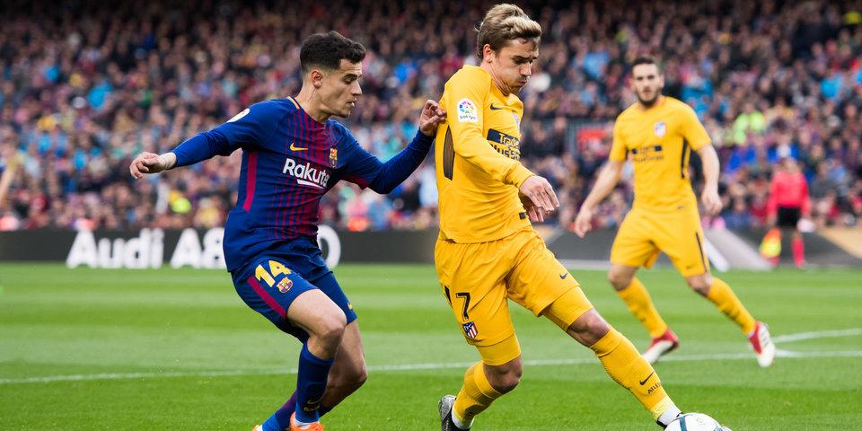 Коутинью не поможет «Барселоне» в финале Кубка Испании