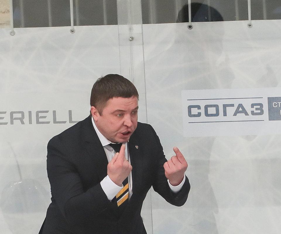Александр Гулявцев: «С такой командой, как «Салават», нельзя удаляться»