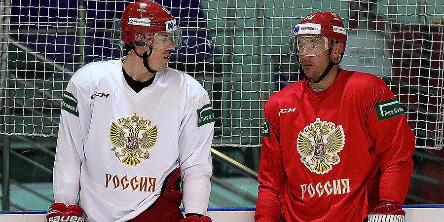 Воробьев составил супертройку. Малкин, Кучеров и Василевский говорят с «Матч ТВ»