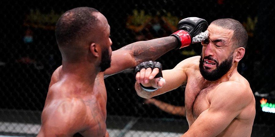 Главный бой турнира UFC Vegas 21 признан несостоявшимся