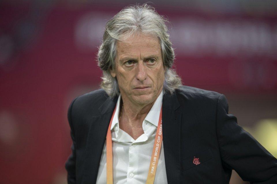 Жезус покинул пост главного тренера «Фламенго»