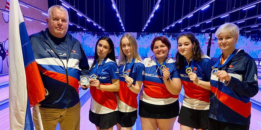 Виктория Каширская: «Боулинг сильнее развит в США. Для России это экзотичный спорт, мне задают много нелепых вопросов»