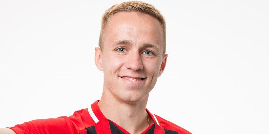 Фомин стал игроком хабаровского СКА