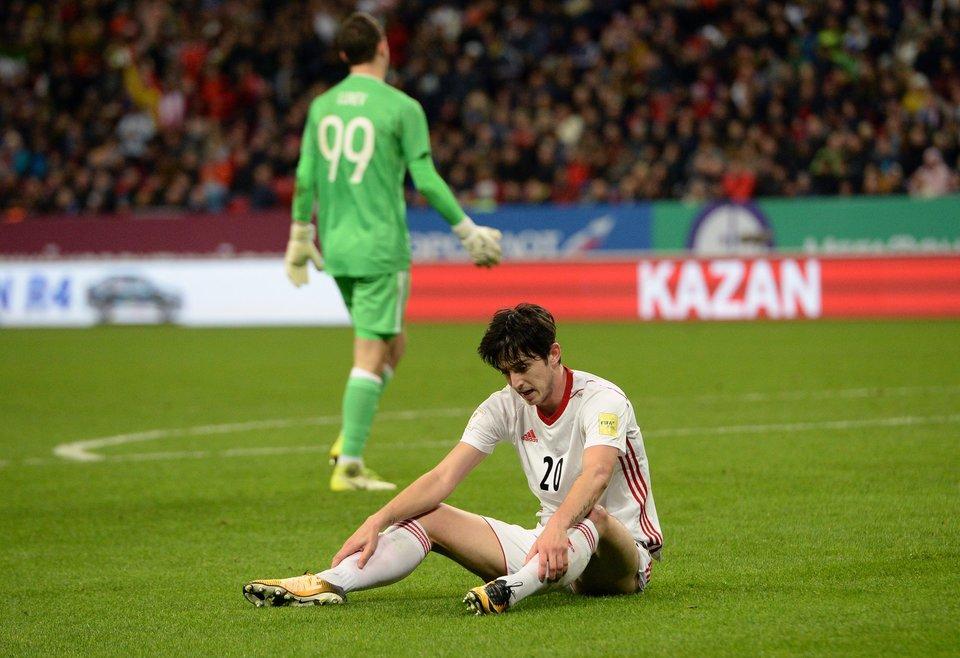 Азмун возобновил карьеру в сборной Ирана