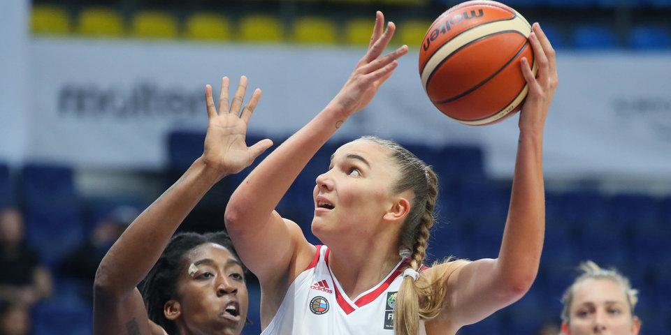Капитан сборной России запускает первый тренировочный лагерь для девочек