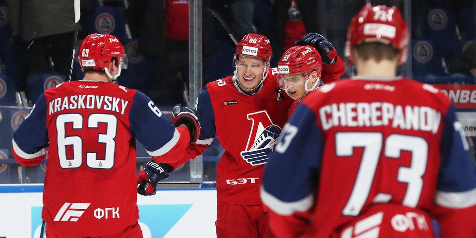«Локомотив» разгромил «Сочи», Ландер сделал дубль
