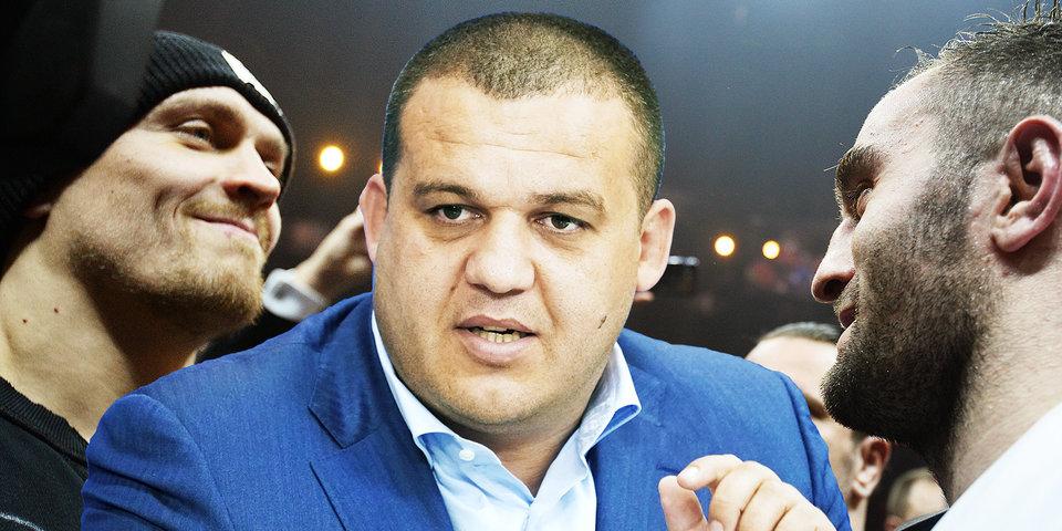Россиянин избран на пост вице-президента Европейской конфедерации бокса