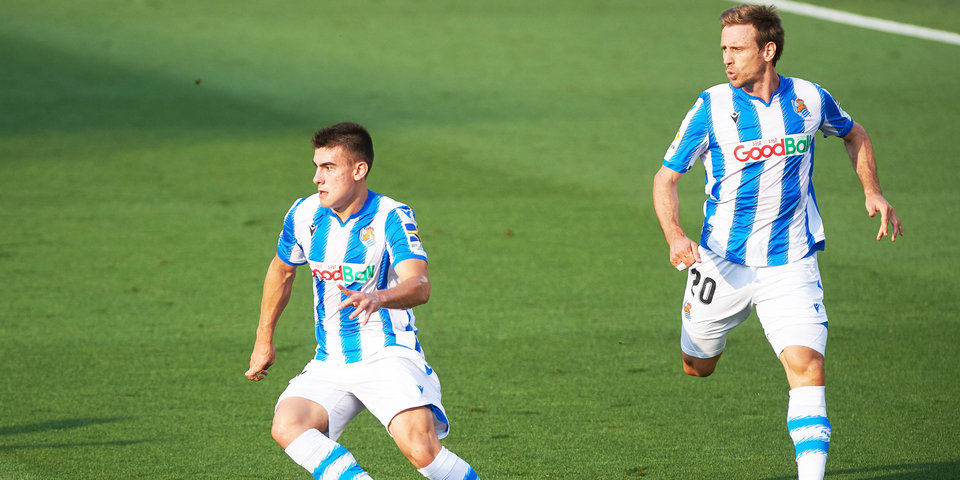 «Реал Сосьедад» проиграл «Уэске», пропустив гол на 87-й минуте