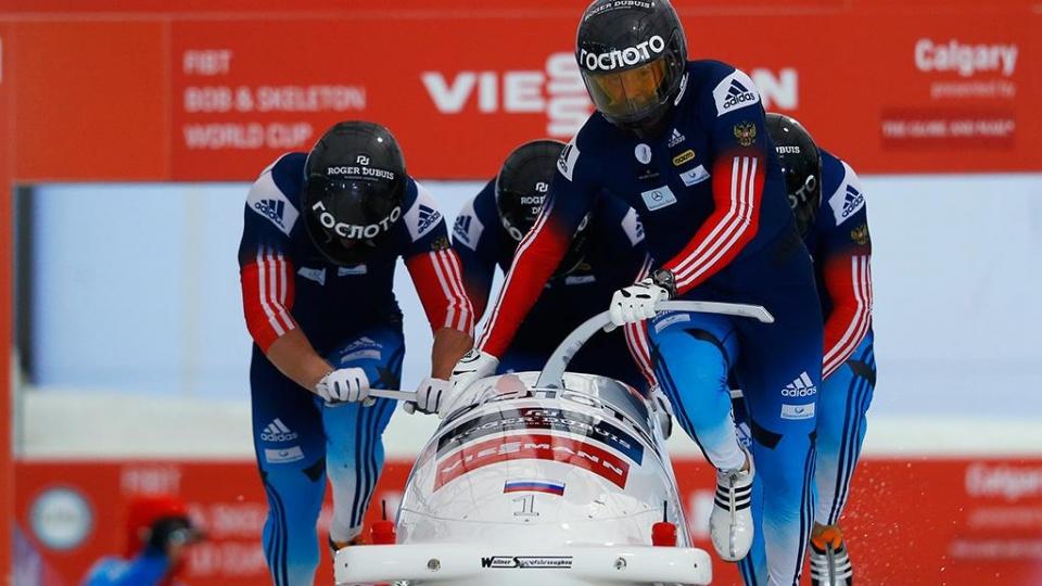 Четверка Касьянова победила на канадском этапе Кубка мира