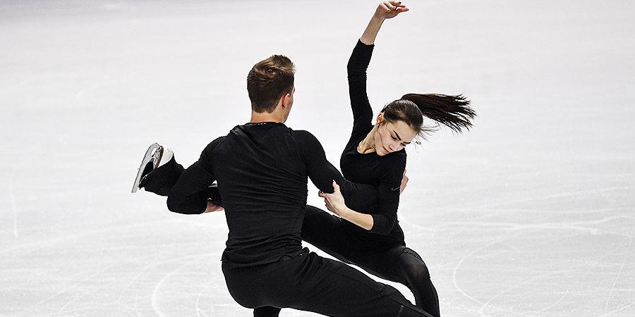 Российские пары лидируют в короткой программе в финале Гран-при среди юниоров