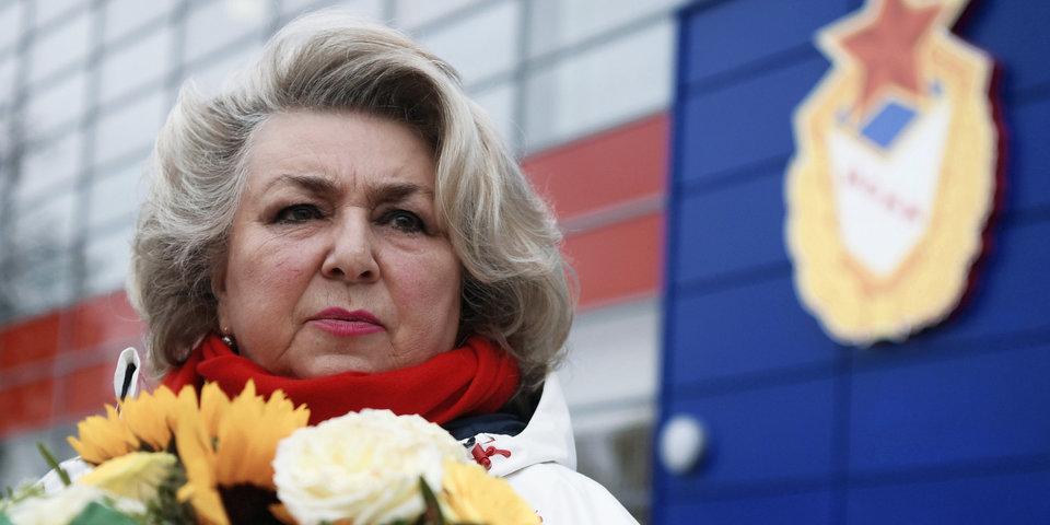 Татьяна Тарасова: «Пусть члены МОК скажут Медведевой в глаза, что они ее не пустят на Олимпиаду»