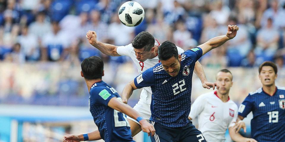 Япония проиграла Польше, но вышла в плей-офф ЧМ - благодаря желтым карточкам. Лучшие моменты