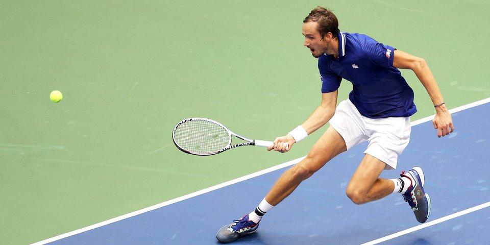 Медведев остался доволен своей игрой во втором круге «Мастерса» в Индиан-Уэллсе