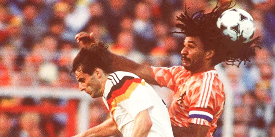 «Ненависть, страсть и великие поколения». «Моя игра» — о битве ФРГ и Нидерландов на Евро-1988