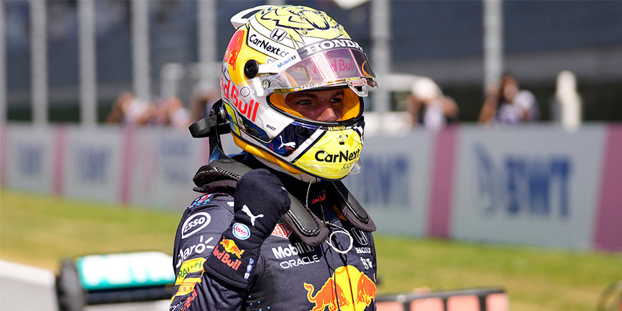 Макс Ферстаппен: «Абсолютно уверен, что я быстрее Хэмилтона»