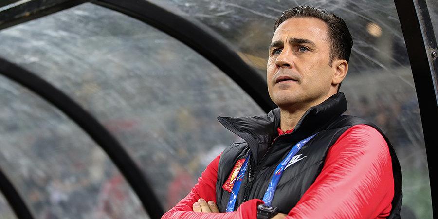 Каннаваро или Конте могут сменить Манчини в сборной Италии