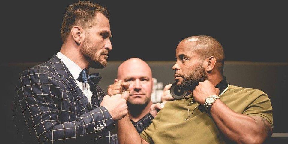 Дзюба поддержал чемпиона UFC и напарника Хабиба. Он тоже дерется с хорватом