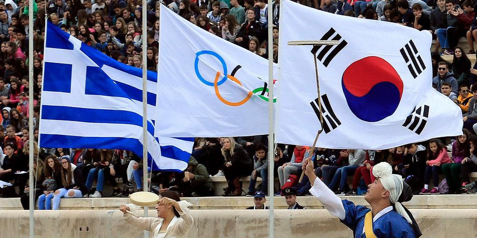 МОК определился с критериями допуска российских спортсменов