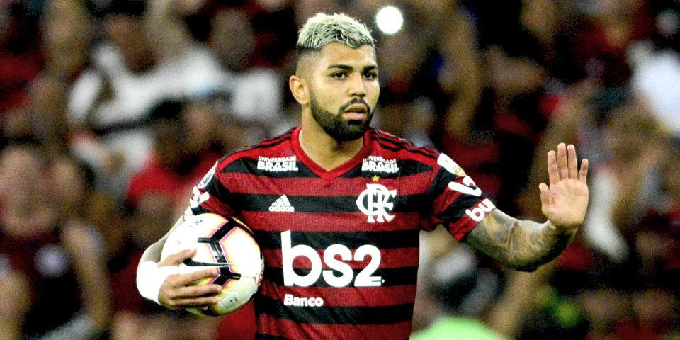 «Фламенго» победил в финале Кубка Либертадорес, забив на 89 и 92 минутах