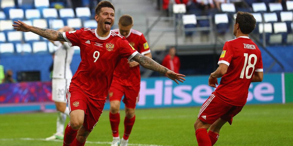 Александр Кержаков: «У Смолова все было здорово только во время первого матча на Кубке конфедераций»