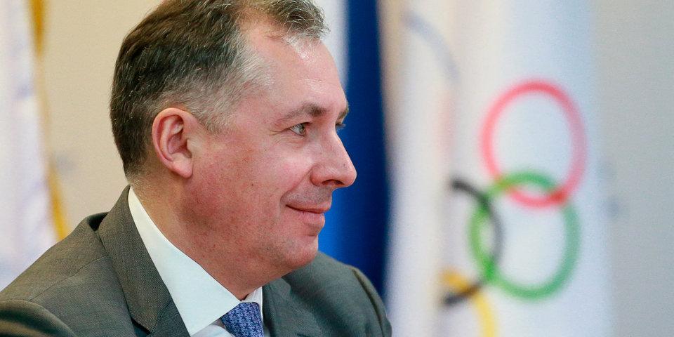 Поздняков стал новым президентом Олимпийского комитета России