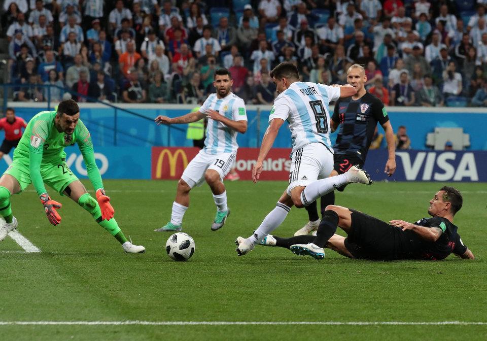 Пабло Сабалета: «Никогда раньше не видел, чтобы Аргентина играла настолько слабо»
