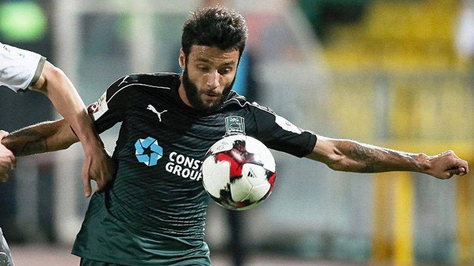Два мяча «Краснодара» вошли в десятку лучших голов Лиги Европы