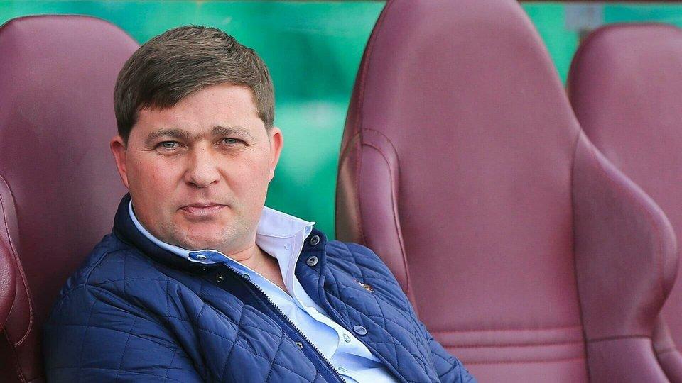 Алексей Стукалов — о матче с «Локомотивом»: «Надеюсь, сегодня будет более открытый футбол с двух сторон»