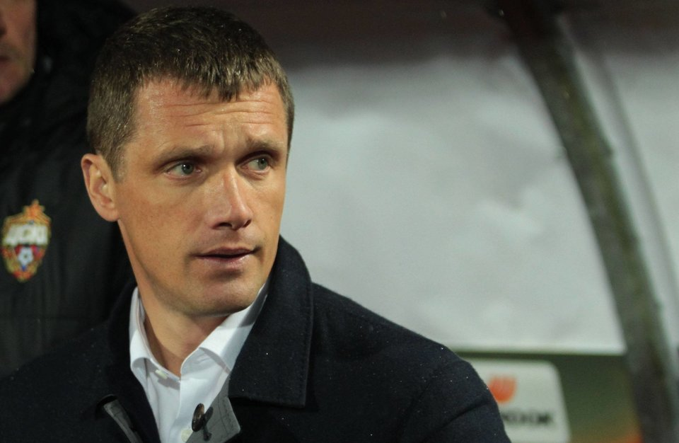Виктор Гончаренко: «Нам не надо думать о победе над «Реалом» перед матчем с «Локомотивом»