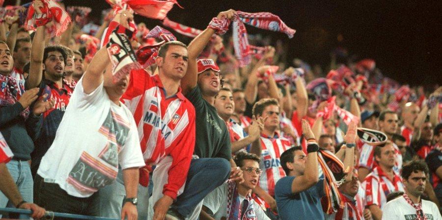 20 лет назад чемпионат Испании покинули сразу три чемпиона. Вылетели «Атлетико», «Севилья» и «Бетис»