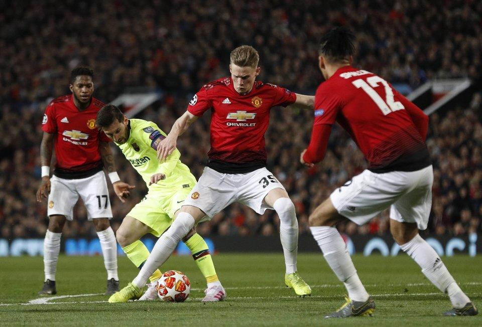 Игрокам «Манчестер Юнайтед» понизили характеристики в FIFA 19
