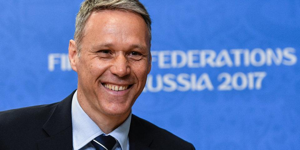 Марко ван Бастен: «Россию обыграла команда-финалист, а это дорогого стоит»